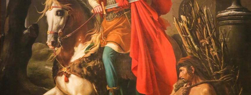 Weckmänner, St.Martin